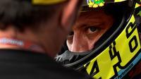 Valentino Rossi, mengaku tak punya jawaban dan solusi atas crash yang dialaminya pada MotoGP Austin di Circuit of the Americas.