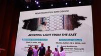 Kedubes Republik Uzbekistan menggelar acara pemutaran perdana film Avicenna: Light from the East. (Photo dok. Kedutaan Besar Republik Uzbekistan untuk Republik Indonesia)