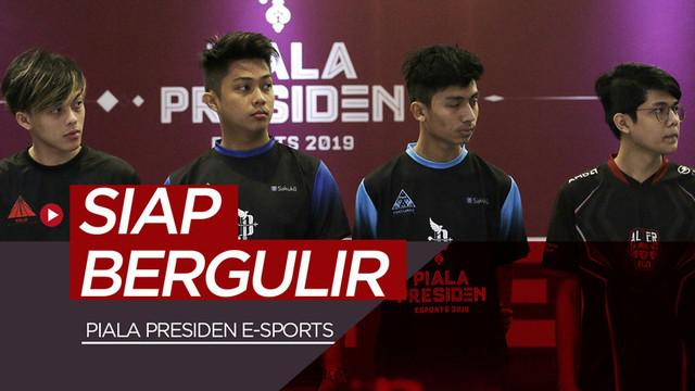 Berita video konferensi pers Final Piala Presiden E-Sports 2019 yang akan bergulir 30-31 Maret.