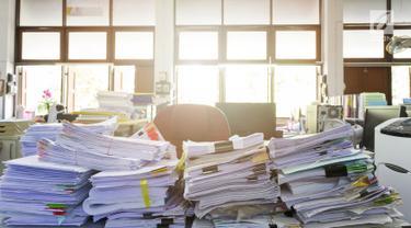 Berkas Dokumen Arsip File