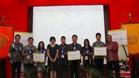 Babak Final Tingkat Nasional kompetisi ASEAN Data Science Explorer (DSE) SAP dan ASEAN Foundation. Liputan6.com/Jeko I.R.