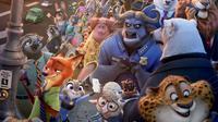 Walt Disney Animation Studios kembali menayangkan film animasi petualangan bernuansa komedi berjudul Zootopia.