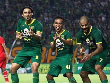 Persebaya Surabaya Vs Sabah FA