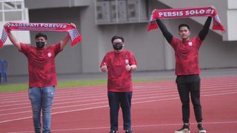 Persis Solo Tekuk PSG Pati, Kaesang Dapat Kecupan dari Sosok ini
