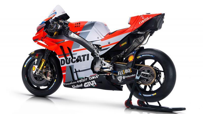 Ducati Desmosedici GP18 (Foto:MotoGP)