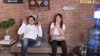 Amanda Caesa dan Dul Jaelani (Sumber: YouTube/
