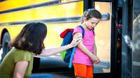 Trik jitu buat orangtua agar anak kembali mau pergi ke sekolah. (Ilustrasi: Philly)