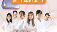 Buku Harian Seorang Istri gelar 3xtraOrdinary Meet & Greet virtual, Sabtu (20/2/2021) pukul 16.30 WIB live streaming di Vidio