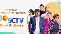 Virtual Press Conference SCTV #3xtraOrdinary