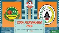 Shopee Liga 1 - Tira Persikabo Vs PSS Sleman (Bola.com/Adreanus Titus)