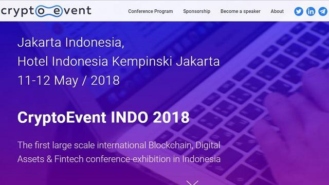 cryptocurrency di indonesia