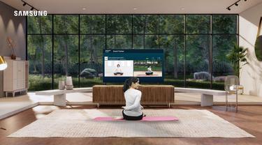 Samsung Rilis Smart TV Neo QLED 8K