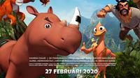 Film Riki Rhino mengangkat kehidupan hewan-hewan langka di Indonesia (https://www.instagram.com/p/B7VOZB7HdFH/)
