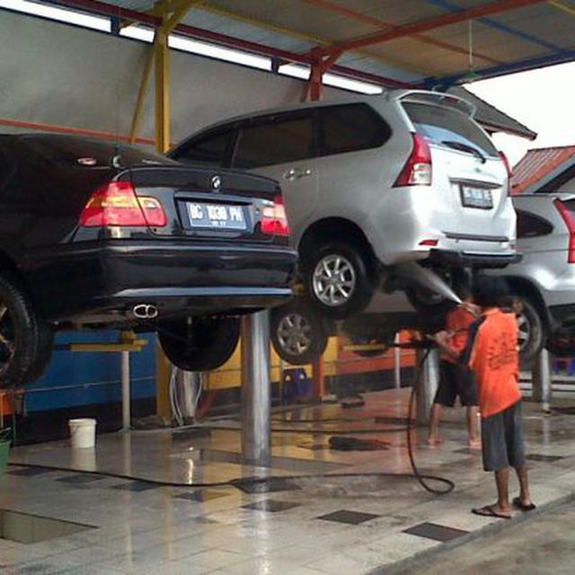 Ini Bahayanya Keseringan Cuci Mobil Otomotif Liputan6com