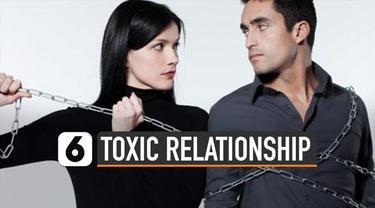 Kesha Ratuliu mengaku pernah terjebak toxic relationship selama dua tahun .