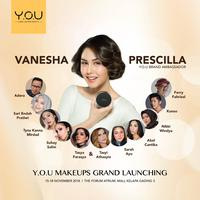 Grand Launching Y.O.U Makeups