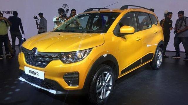 Renault Triber Akhirnya Resmi Mengaspal (foto: Financialexpress)