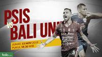 Shopee Liga 1 2019: PSIS Semarang vs Bali United. (Bola.com/Dody Iryawan)