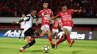 Duel Bali United vs Madura United di Stadion I Wayan Dipta, Gianyar, Sabtu (3/11/2018). (Bola.com/Aditya Wany)