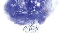 Ilustrasi zodiak Aries (iStockphoto)