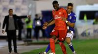 Winger Real Madrid, Vinicius Junior. (AP Photo/Javier Gandul)