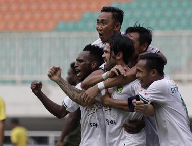 Tira Persikabo Vs Persebaya Surabaya