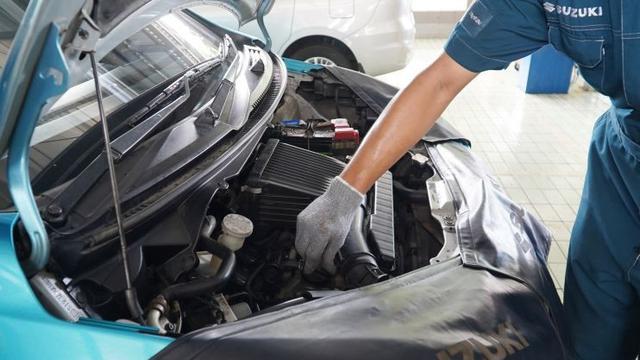 Begini Cara Suzuki Agar Konsumen Tetap Aman Beli Mobil (Ist)