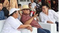 Hotman Paris Prabowo Subianto dan John Riyadi. (dok.Instagram @hotmanparisofficial/https://www.instagram.com/p/B153pctlJWb/Henry