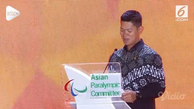 Asian Para Games 2018 resmi berakhir. Ajang multievent bagi para penyandang disabilitas terbesar di Asia tersebut selanjutnya akan berlangsung Tiongkok, empat tahun lagi.   Ketua Organizing Commitee Asian Para Games 2018 (Inapgoc), Raja Sapta Oktohar...
