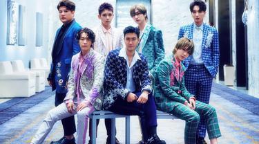 Super Junior (Foto: Twitter/SJofficial)
