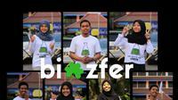 Biozfer merupakan sebuah aplikasi smartphone yang berisi marketplace alat bahan penelitian dan media kreatif bidang sains di Indonesia. (Foto: Liputan6.com/Dian Kurniawan)