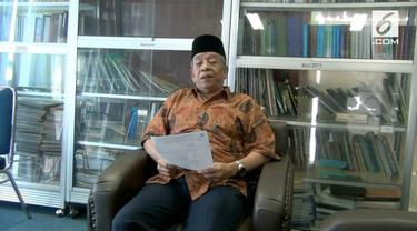 MUI Pusat menyatakan kasus Meiliana yang mengatakan protes akan volume pengeras suara azan bukanlah penistaan agama.