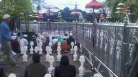 Makam Sunan Ampel (Sumber: Merdeka.com)