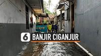 Longsoran itu jatuh ke aliran sungai hingga membanjiri rumah warga di sekitarnya. Satu orang meninggal dunia dan ratusan warga akan diungsikan