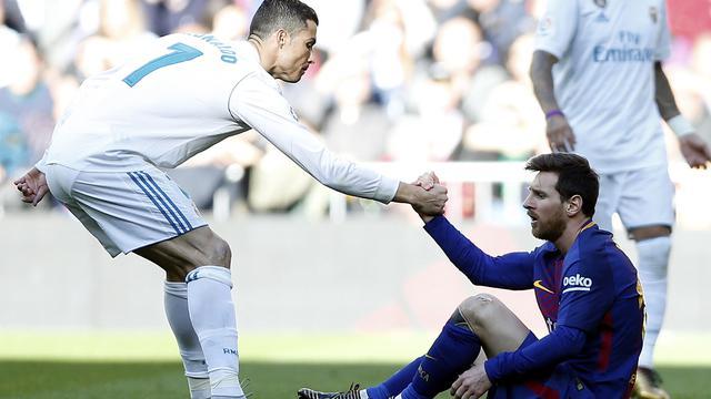 5 Pemain dengan Rating Tinggi di PES 2019: Lionel Messi di
