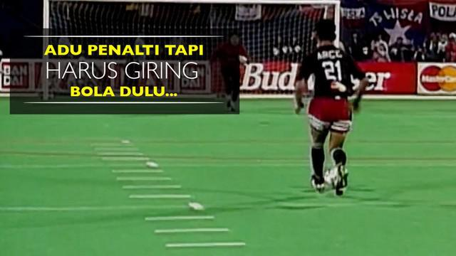 Berita video adu penalti yang unik di Liga Amerika Serikat atau Major League Soccer (MLS). Adu penalti tidak dengan cara yang konvensional.