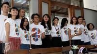 Preskon dan Syukuran AADC 2 (Liputan6.com/Herman Zakharia)