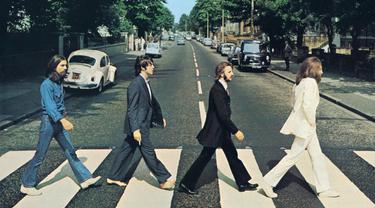 Cover album 'Abbey Road' milik The Beatles