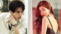 Suzy dan Lee Dong Wook. (Soompi)