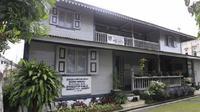 Rumah masa kecil Bung Hatta di Bukittinggi yang dibangun ulang. (dok. Kemlu.go.id/Dinny Mutiah)