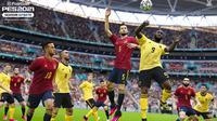 Tampilan eFootball PES 2021 yang baru saja diumumkan Konami. (Dok. Konami)