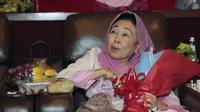 Istri Gus Dur, Sinta Nuriyah. (Sapto Purnomo/Liputan6.com)