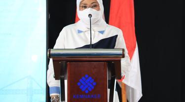 Menteri Ketenagakerjaan, Ida Fauziyah