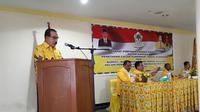 Politisi senior Partai Golkar H. Azis Samual S.Sos. M.Si. (Ist)