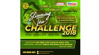 Jadikan diet Anda sukses dengan ikutan Mustika Ratu Slimming Tea Challenge. Seperti apa? (dok. Mustika Ratu)