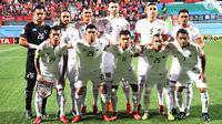 Kemenangan atas Tampines Rovers membuat Persija Jakarta berhak melaju ke babak selanjutnya di Piala AFC 2018 dengan predikat juara Grup H. (dok. Persija Jakarta)
