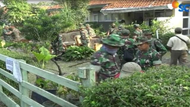 Terkait aksi pengosongan rumah oleh pihak Kodam Jaya yang menyebabkan sejumlah kuasa hukum warga berencana melapor ke Komnas HAM, DPR RI dan Polisi Militer.