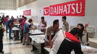 Melihat kebutuhan pemilik kendaraan bermotor, Daihatsu secara resmi menggelar Daihatsu Part Bazaar 2019