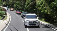 Mencoba ketangguhan Mitsubishi Xpander Cross di Bali