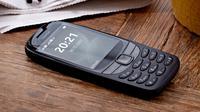 Tampilan Nokia 6310 versi terbaru yang diluncurkan HMD Global. (Foto: Nokia)